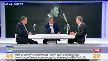 """Michel Drucker en larmes : """"Je me suis dit que je me donnais en spectacle"""""""
