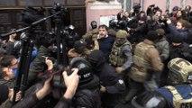 Ukraine : Mikheïl Saakachvili libéré par ses partisans