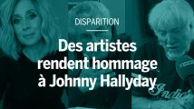 Line Renaud, Hugues Aufray, Claude Lelouch: des artistes rendent hommage à Johnny Hallyday