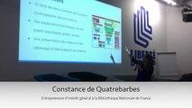 #EIG Constance de Quatrebarbes - Entrepreneure d'intérêt général à la BNF