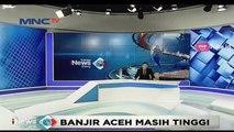 Banjir Aceh Jadi Arena Bermain Anak