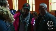 Mort de Johnny Hallyday : les fans se recueillent à Marnes-la-Coquette