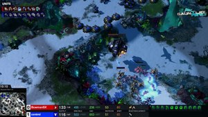 StarCraft II: Legacy of the Void - Control vs. BowmanSX - Game 2 - That Gauntlet Thing 4 - by Psistorm