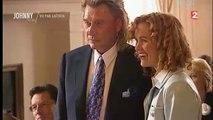 """Johnny Hallyday : Regardez la lettre magnifique qu'avait écrite Laeticia à """"son homme"""" pour son grand show sur France 2"""
