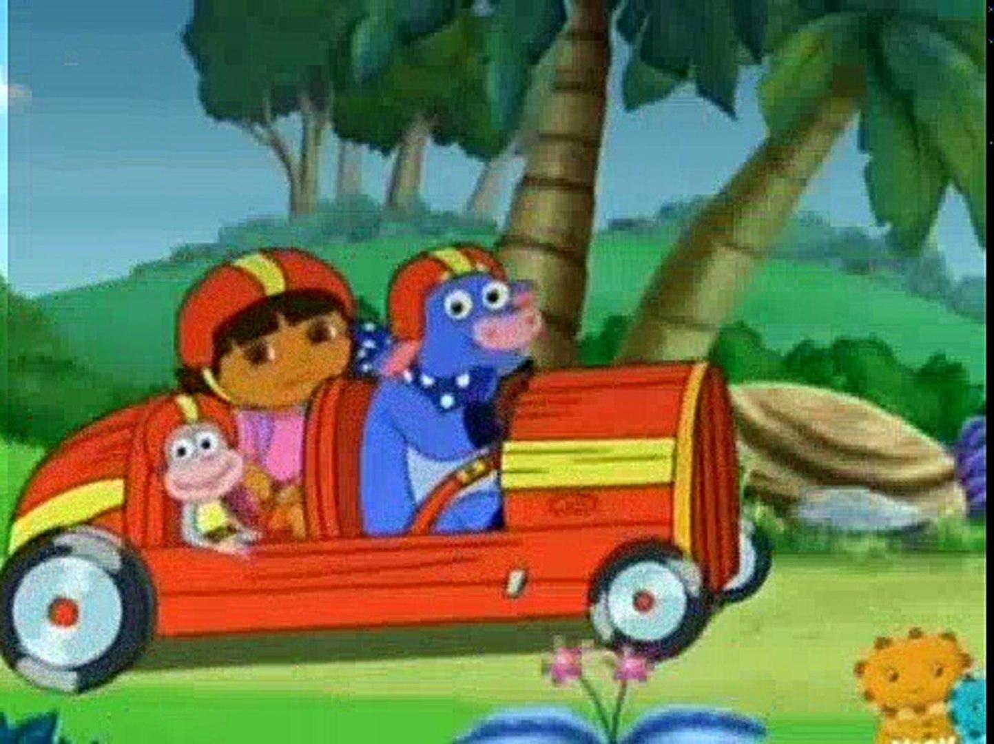 Dora the Explorer -505 - Benny's Big Race