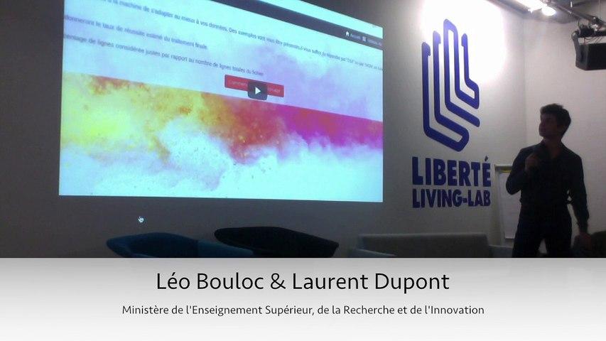 #EIG Léo Bouloc et Laurent Dupont - Entrepreneurs d'Intérêt Général au Ministère de l'Enseignement Supérieur