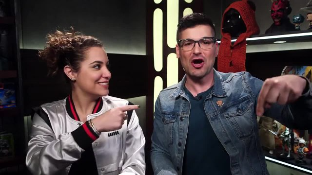 We sit down with the cast of Star Wars: The Last Jedi and director Rian Johnson, head to Anthony Daniels' Droid School, reveal first details on a new Star Wars app AR experience, and more, in The Star Wars Show, with Walmart
