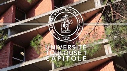 Découvrez l'Université Toulouse Capitole