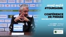 J18 - Avant-match / Tours FC - AS Nancy Lorraine