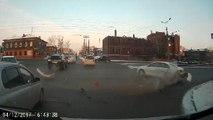 La route en folie n°7    Compilation d'accident de la route