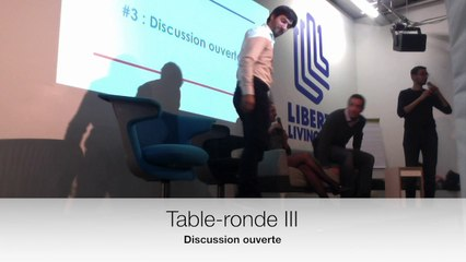 #EIG Table ronde 3 - Discussion Ouverte