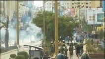 Jérusalem reconnue capitale d'Israël : des manifestants palestiniens affrontent des soldats israéliens