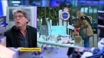 Eric Coquerel déplore la présence d'Emmanuel Macron à La Madeleine lors de l'hommage à Johnny Hallyday