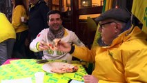 Pizza making in Naples awarded UNESCO status