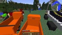 Fakir Örümcek Adam Çöpçü Olup Para Kazanıyor - Minecraft Zengin vs Fakir Örümcek Adam