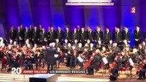 Mort de Johnny Hallyday : hommages en chanson