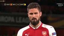 Olivier Giroud  (Penalty) Goal HD - Arsenal5-0BATE 07.12.2017