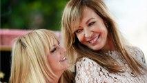 Allison Janney Shares Excitement For Anna Faris' Fresh Start