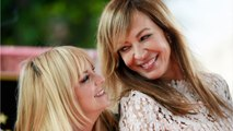 Allison Janney Shares Excitement For Anna Faris' Fresh Start