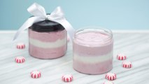 This Soft and Fluffy Peppermint Whipped Soap Makes a Great Gift