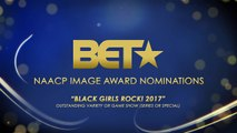 BET, Comedy Central, Nickelodeon, Spike and VH1 Are Viacom's NAACP Image Award Nominees   Viacom