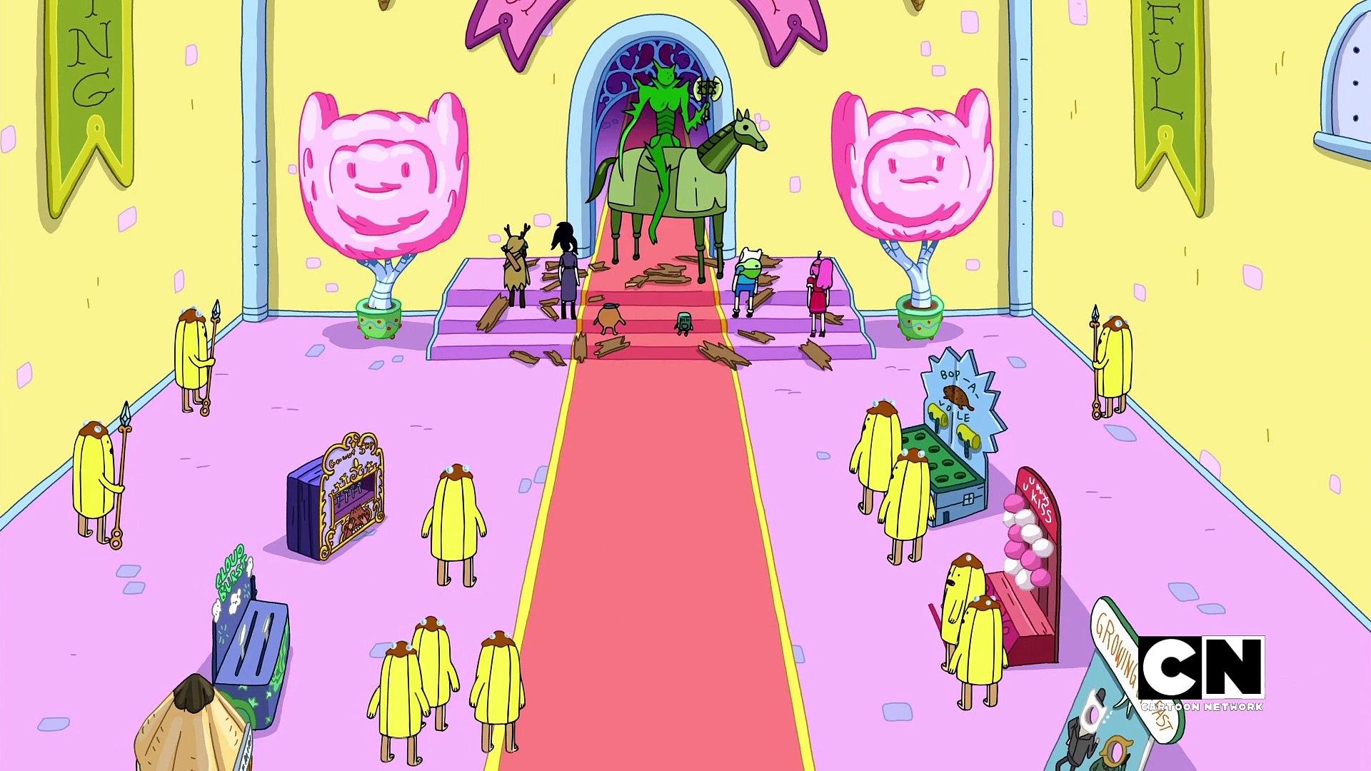 Adventure Time - Seventeen