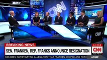 Female CNN panelists gasp when Jack Kingston disputes Roy Moore's accuser was a child: 'Well she was 14'