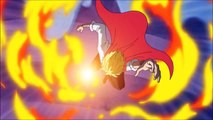 One Piece 808 - Sanji Vs Luffy [Angry Sanji]-UWPLpbIVmjQ