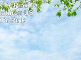 Urban Factory MKB06UF USB AZERTY Pink Tastatur  Tastaturen USB AZERTY Pink