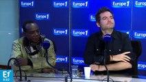 """Matthieu Chedid sur Johnny Hallyday : """"Je garde le souvenir d'une amitié musicale forte avec lui"""""""