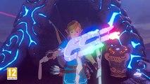 The Legend of Zelda: Breath of the Wild - Ode aux Prodiges, le second DLC en vidéo