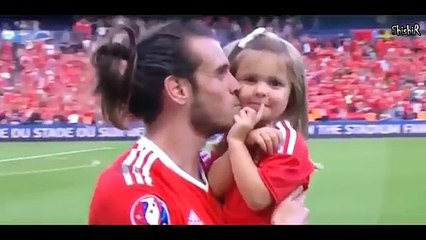 Famous Football Players & Their Cute Kids