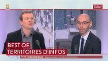 Best of Territoires d'Infos - Invité politique : Guillaume Balas (08/12/17)