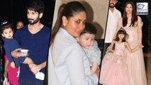 Bollywood Celebs Twinning With Their Kids | Aishwarya Rai, Kareena Kapoor