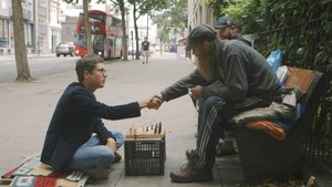 Meet Tony Richards, Old Street's Favorite Chess Player