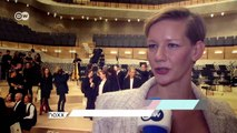 Chanel fashion at the Elbphilharmonie | DW English