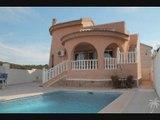 Une belle villa en Espagne sur la Costa Blanca à 2 heures de la ville de Nantes ? Vols Nantes Alicante Direct