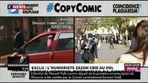 """EXCLU - L'humoriste Zazon accuse une humoriste française de lui voler des sketchs: """"Il y a beaucoup de similitudes !"""" - Regardez"""