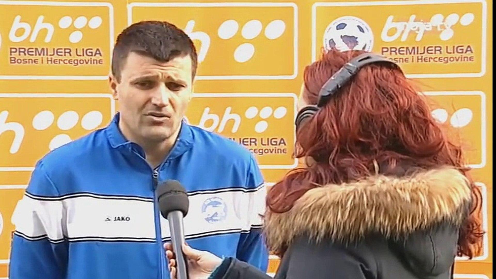 NK GOŠK - FK Sloboda 2:0 / Izjava Dudića