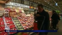 Rungis : sur le marché, les préparatifs à deux semaines de Noël