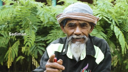The man who saved his village from starvation