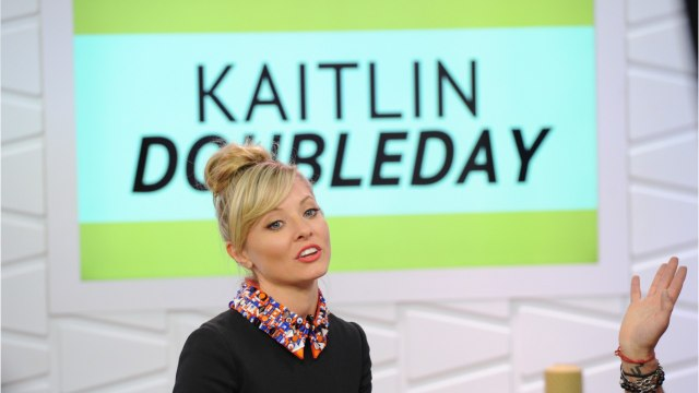 Kaitlin Doubleday Opens Up About Weinstein Encounter