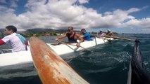 Adrénaline - Tahiti : On a testé la pirogue tahitienne