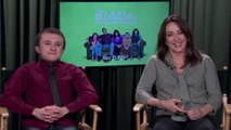 """IR Interview: Atticus Shaffer & Patricia Heaton For """"The Middle"""" [ABC-S9]"""