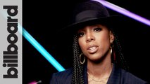 Kelly Rowland Encourages Women to Continue to Communicate | Backstage at Women In Music 2017