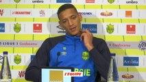 Foot - L1 - Nantes : Bammou veut jouer la Coupe du Monde avec le Maroc