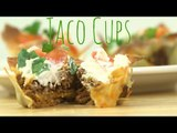 How to Make Taco Cups: An Easy Mexican Dinner