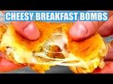 Easy Recipes: Cheesy Bacon and Egg Bombs