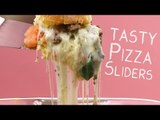 Tasty Pizza Sliders