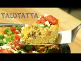 Taco + Frittata = TACOTTATA! Easy Dinner Recipes | Food Porn